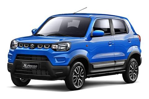 Suzuki New S-Presso