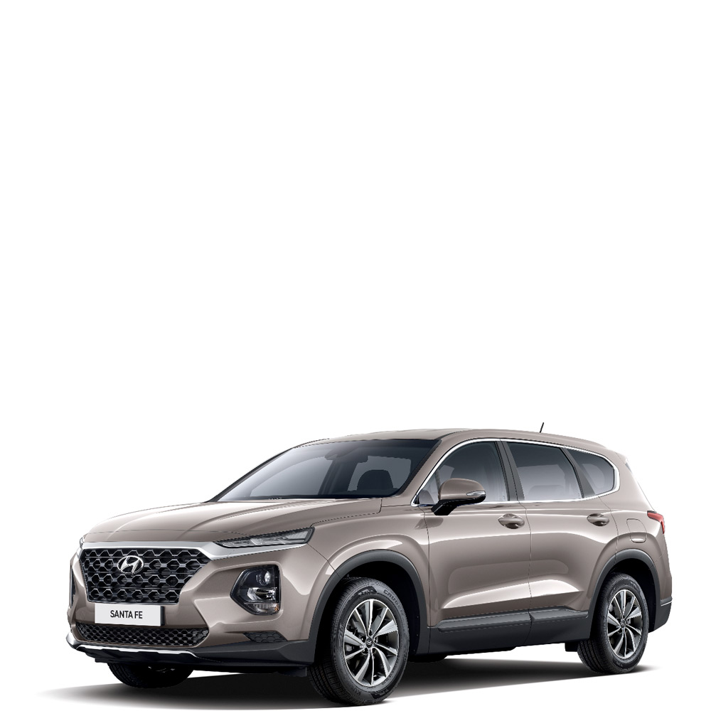 Nueva HYUNDAI SANTA FE TM 24 MT PLUS