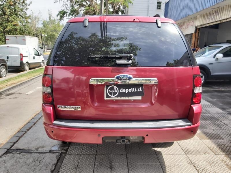 Autos Usados, FORD EXPLORER 2010