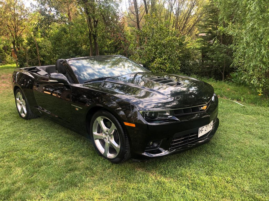 Autos Usados, Camaro 6.2 At